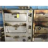 (6) Hotpoint Ovens, Used For Baking/Curing Voice Coils on Mandrels