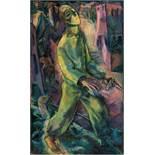 Willi Geiger. Der Blinde. 1919