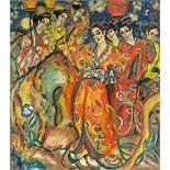 "Georg Tappert. ""Geisha-Revue"". 1911/13"