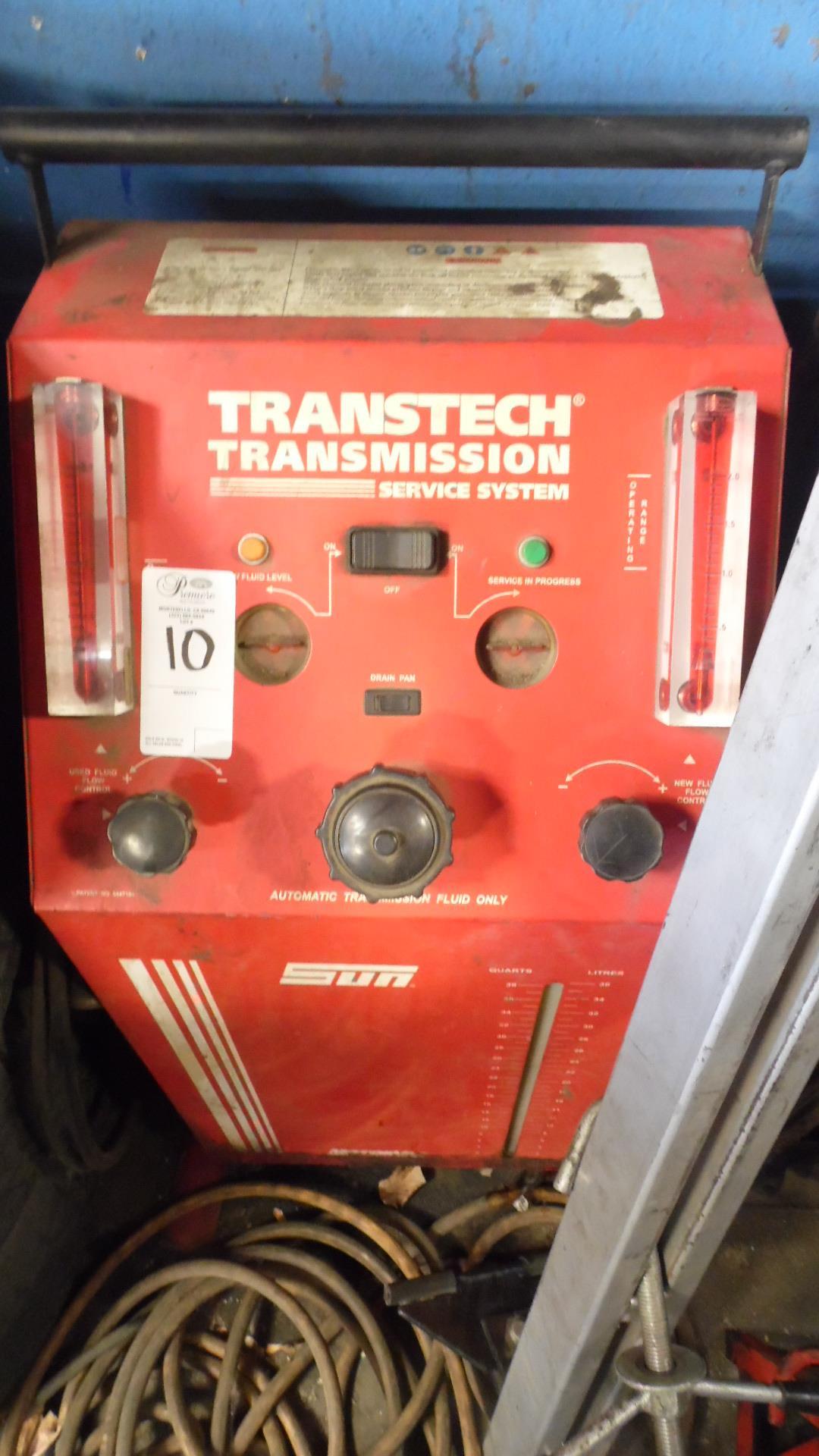 TRANSMISSION SERVICE SYSTEM