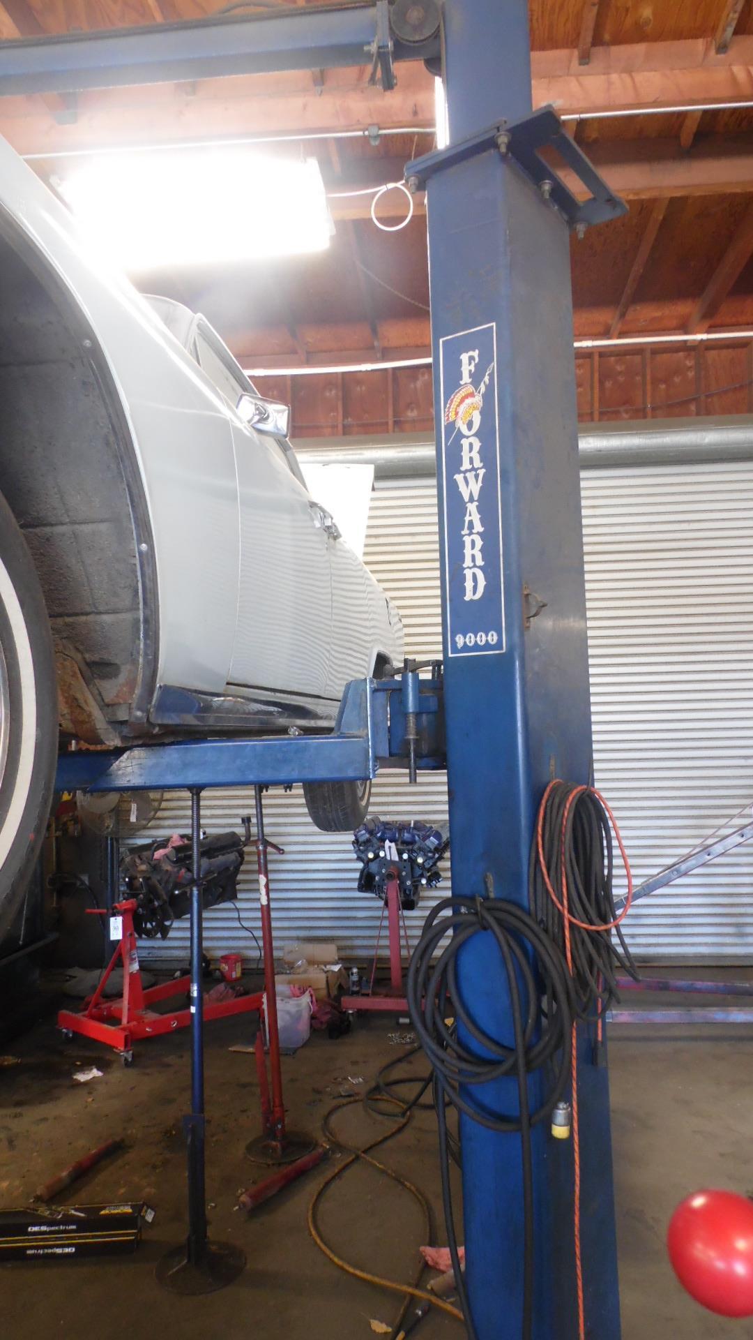 FORWARD 9000 CAR LIFT MODEL 9000A - Image 2 of 3