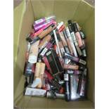Circa. 200 items of various new make up acadamy make up to include: power pout acrylic, skin