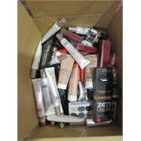 Circa. 200 items of various new make up acadamy make up to include: retro luxe matte lip contour