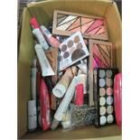 Circa. 200 items of various new make up acadamy make up to include: mega volume mascara, hydro