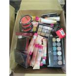 Circa. 200 items of various new make up acadamy make up to include: ombre 3 shade shimmer, blushed