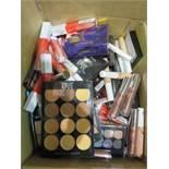 Circa. 200 items of various new make up acadamy make up to include: eye primer, locked lip primer,