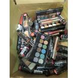 Circa. 200 items of various new make up acadamy make up to include: blush perfection, eyeshadow