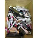Circa. 200 items of various new make up acadamy make up to include: skin define hydro foundation,