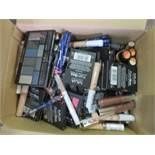 Circa. 200 items of various new make up acadamy make up to include: Paint box, elysium shadows eye
