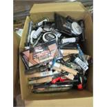 Circa. 200 items of various new make up acadamy make up to include: hide and conceal, eyeshadow