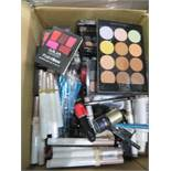 Circa. 200 items of various new make up acadamy make up to include: paintbox multishade lip