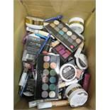 Circa. 200 items of various new make up acadamy make up to include: glow beam highlighting powder,