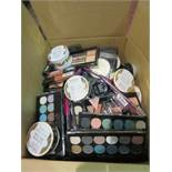 Circa. 200 items of various new make up acadamy make up to include: luxe glow beam liquid