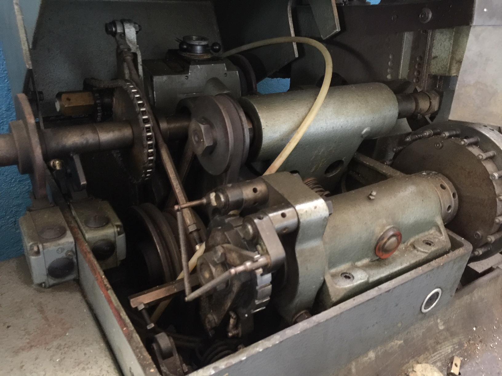 Lot 37 - Eubama Model S3 Transfer Machine