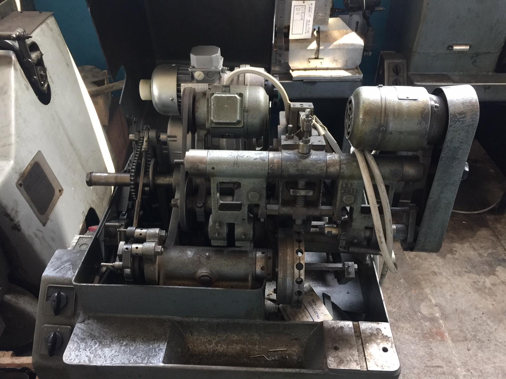 Lot 35 - Eubama Model S.3 Transfer Machine
