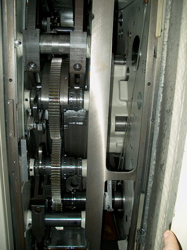 Lot 14 - Index Model MS 36-6, 6-Spindle Automatic Lathe