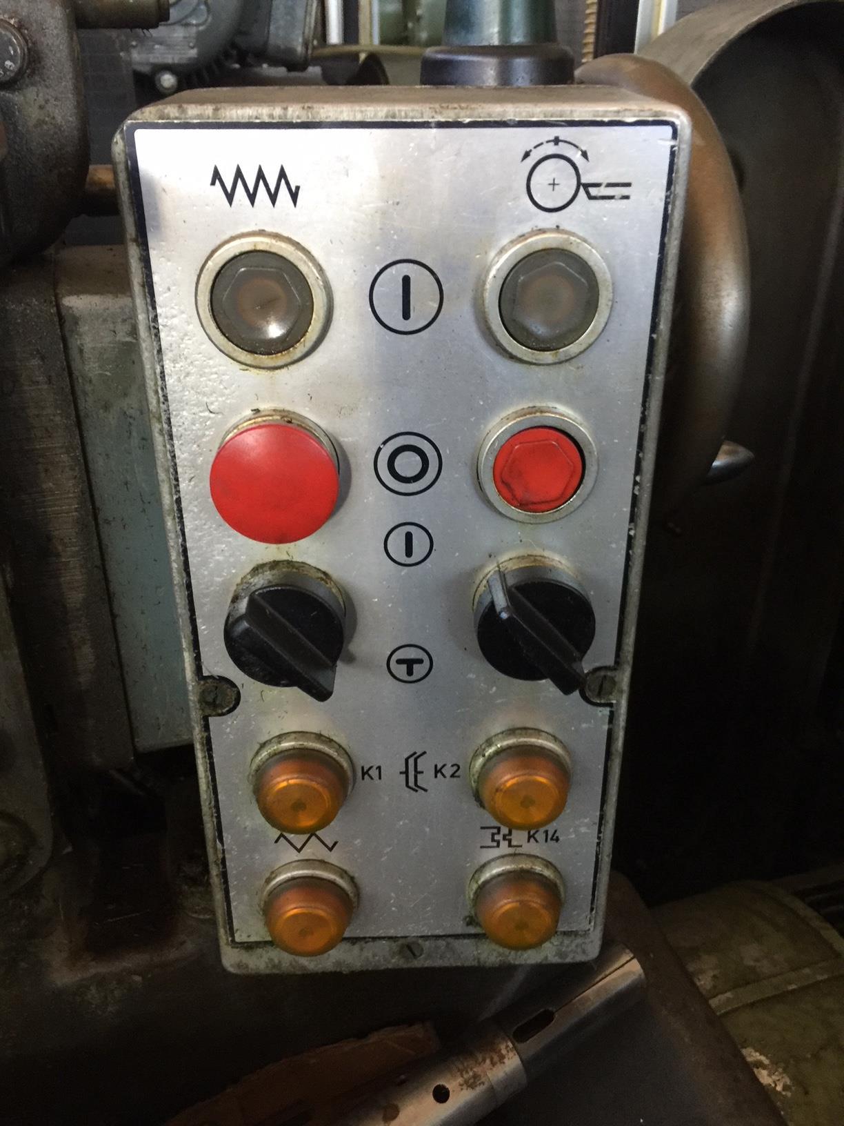 Lot 45 - Index Model C 29, Single Spindle Automatic Lathe
