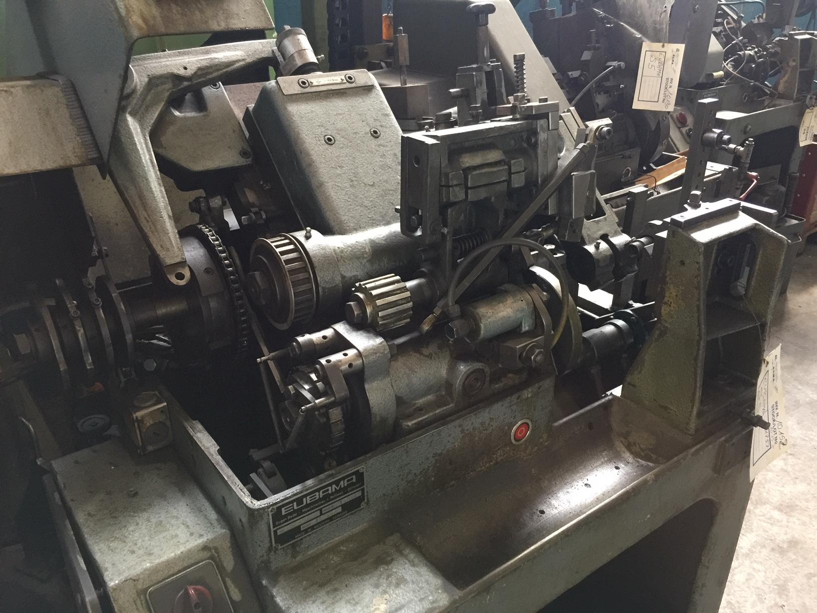Lot 39 - Eubama Model S5 Transfer Machine