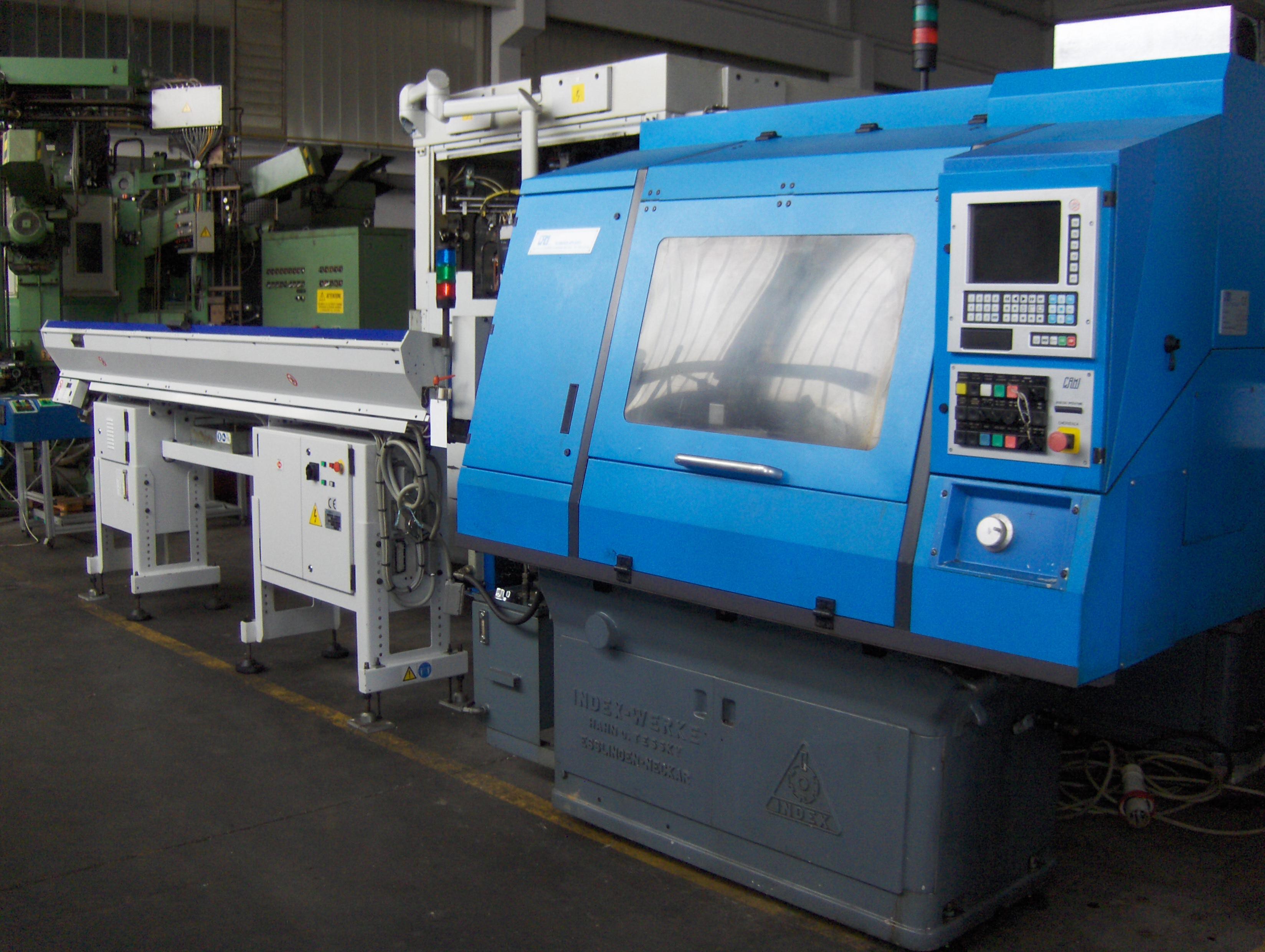 Lot 5 - Cami Model TAC 29 CNC Lathe