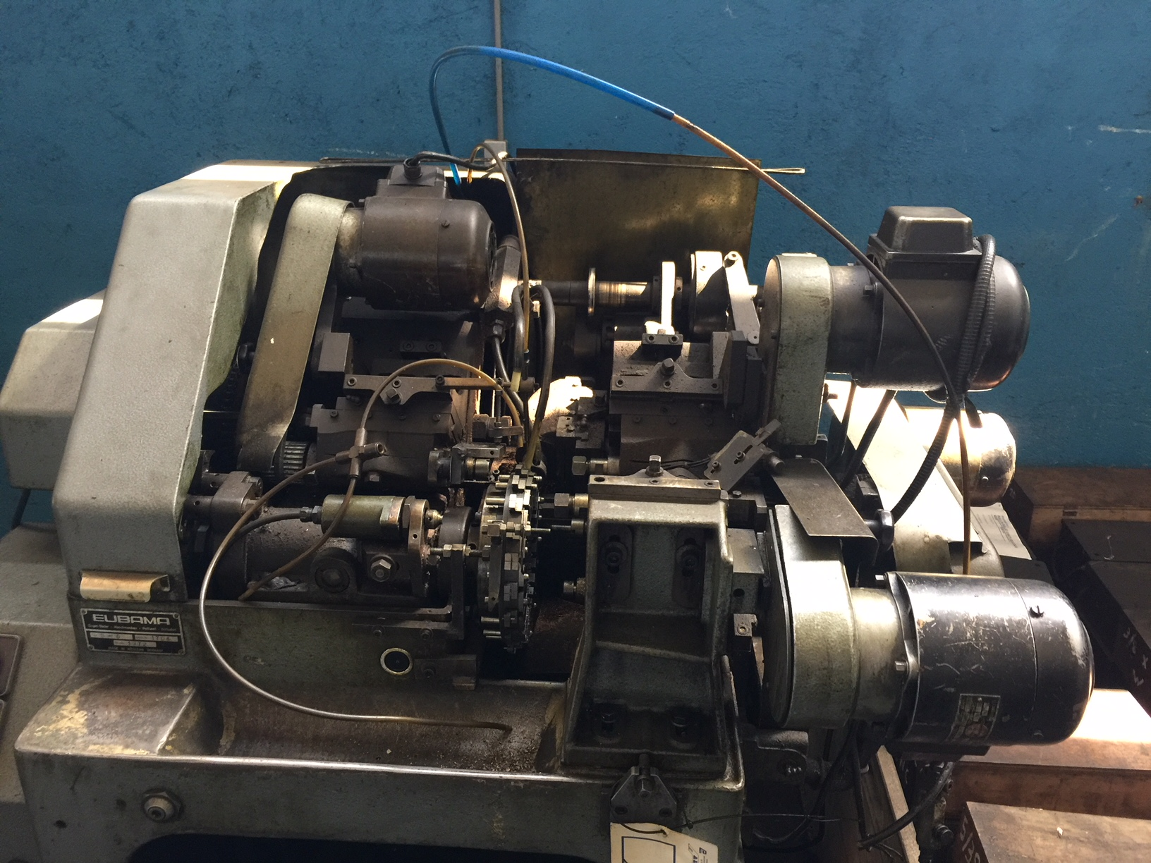 Lot 32 - Eubama Model S5 Transfer Machine