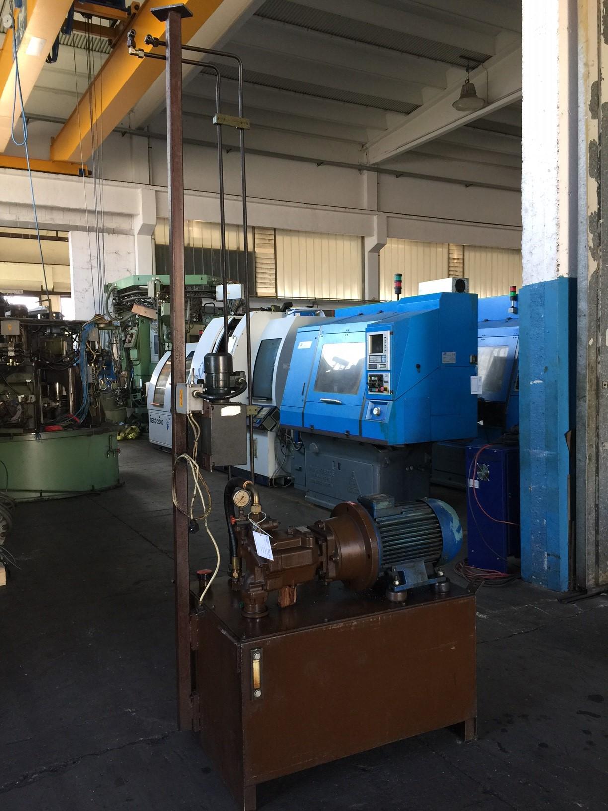 Lot 43 - Amca Model 95266 Transfer Machine