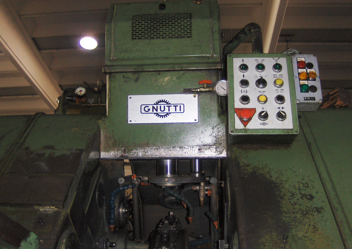 Lot 42 - Gnutti Model FMF 13/100 Transfer Machine