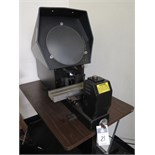 Brown & Sharpe 13 Bench Model Optical Comparator w/ Mitutoyo Digital Scales, Surface and Profile