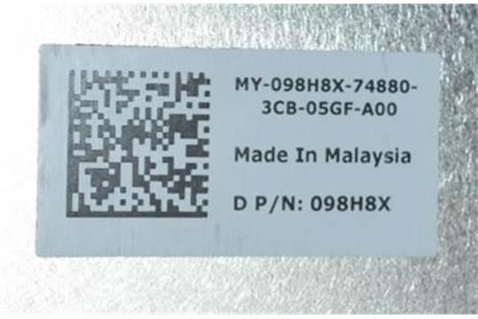 ***Brand New Dell S5000 Modular Switch LAN SAN Module 12xETH10-F 098H8X***