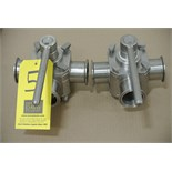"Lot 5 - Koltek 2"" 3-Way S/S Plug Valves Rigging Fee $ 15"