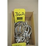 "Lot 36A - 3"" S/S Clamps Rigging Fee $ 15"
