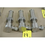 Lot 19 - Anderson S/S Level Sensors Model SE110891 Rigging Fee $ 15