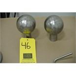 Lot 46 - S/S CIP Spray Balls Rigging Fee $ 15