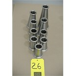 Lot 26 - Assorted S/S Reducers Rigging Fee $ 15