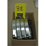 "Lot 38 - 6"" S/S Clamps Rigging Fee $ 15"