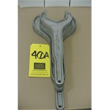 Lot 40A - Bradford Fittings Wrenches Rigging Fee $ 15