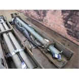 Hydraulic Ram 2580mm x 60mm, 120mm Diameter to Cra