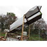 Log Cleaner & Bagger, Fabricated with FLT Sleeves,