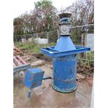 Steel Conical Tank with DMN Westinghouse Rotary Do