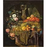 Jan Davidsz de Heem (1606–1683/84) nach Stillleben mit Hummer, Römerglas, Früchten und Blumen l