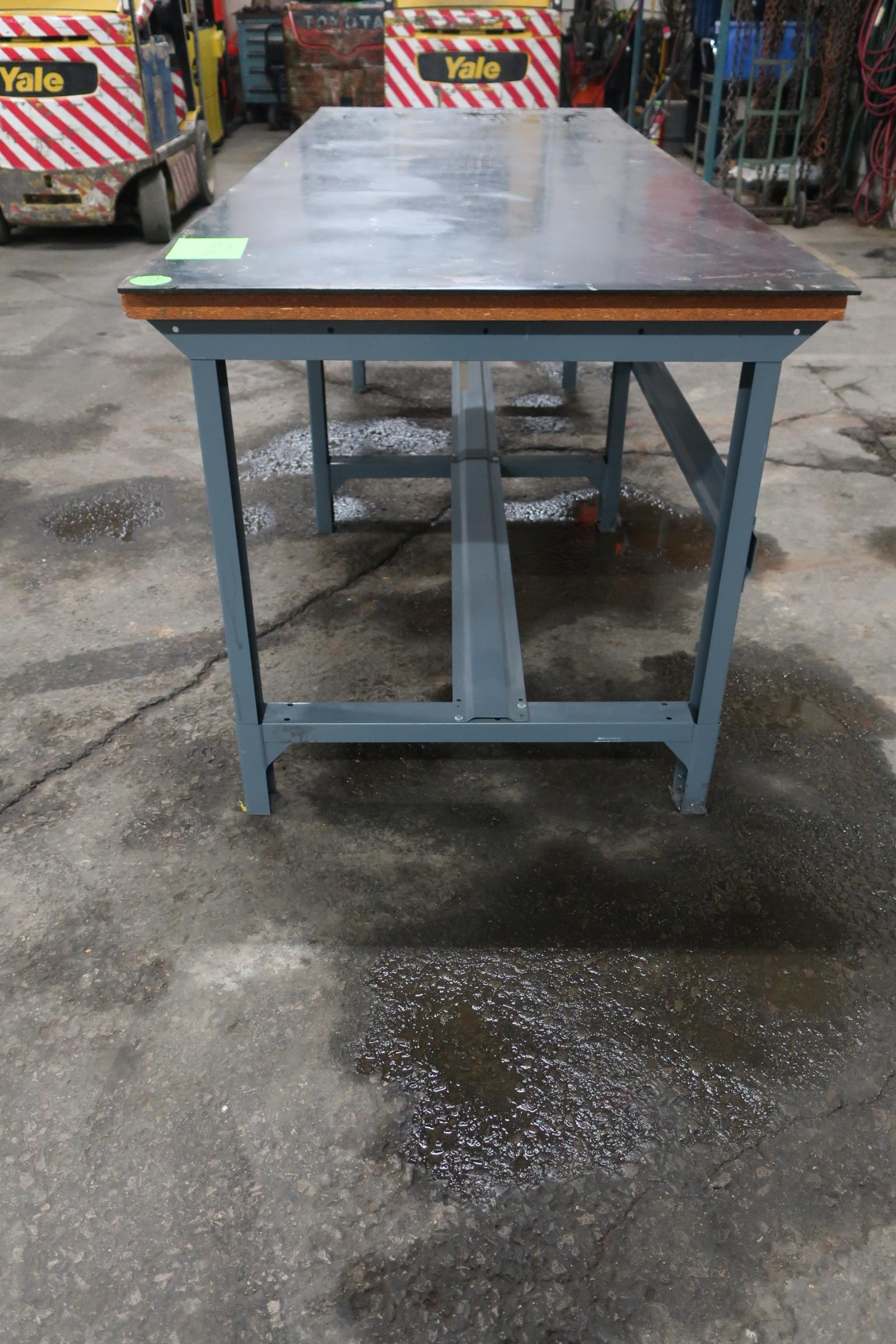 Heavy Duty Work Table - Image 2 of 2