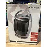 1 BOXED NEOSTAR ELECTRONICS OSCILLATING PTC CERAMIC HEATER / RRP £24.99 (PUBLIC VIEWING AVAILABLE)