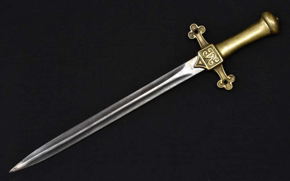Lot 3055 - A Victorian bandsman's sword,