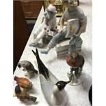 Various figures, including Nao, Rosenthal etc.