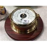 Sewills Bulkhead style barometer