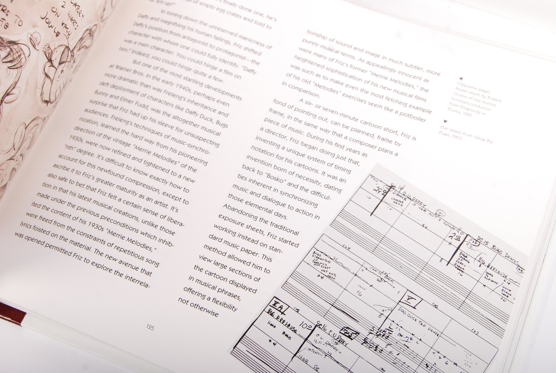 Lot 15 - FRIZ FRELENG ANIMATION; THE ART OF - IMPRESSIVE SIGNED VOLUME