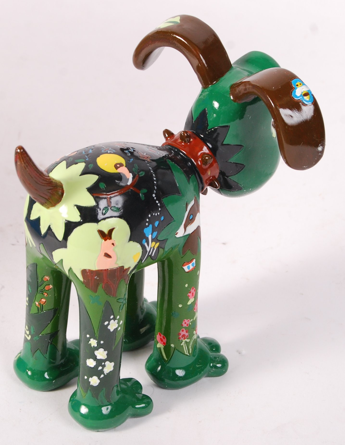 Lot 39 - GROMIT UNLEASHED FIGURINE ' CREATURE COMFORTS ' BOXED