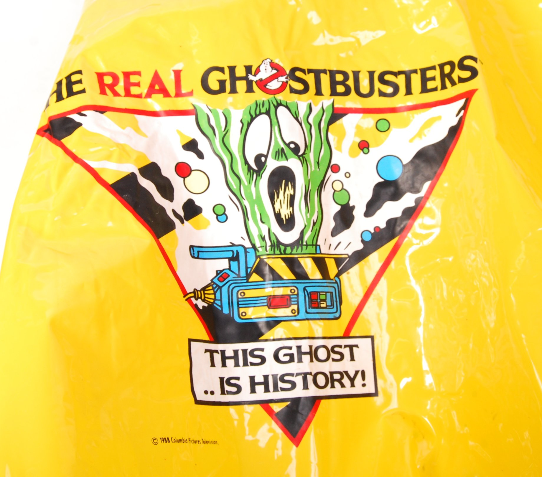 Lot 28 - RARE 1980'S ' THE REAL GHOSTBUSTERS ' PROMOTIONAL PONCHO COAT