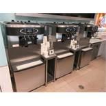 2015 Taylor model C713-33 soft serve freezer, twin twist, air cooled, 3 ph, sn M5071489