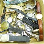 Watches and cases