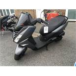 Peugeot Citystar 200 LC RS ABS moped, Unregistered and no certificate of conformity held, VIN: